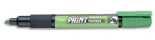 Light Green Pentel Permanent bullet tip paint marker MMP20
